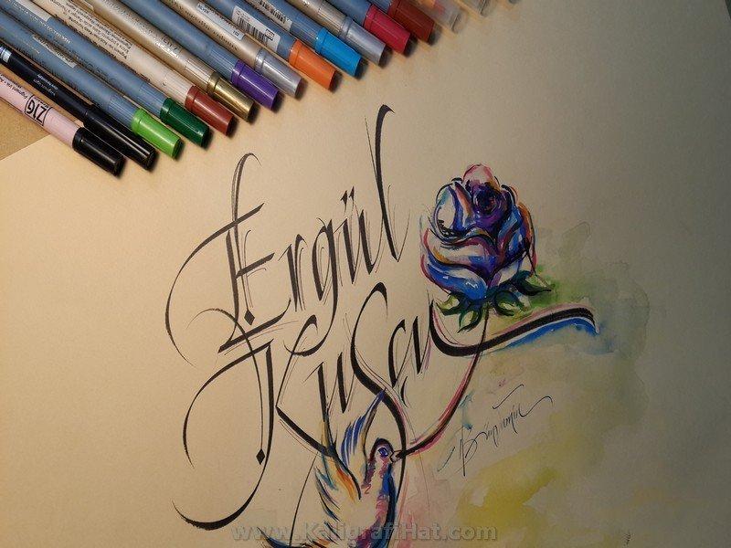 kaligrafi-güzel yazı örnekleri-5