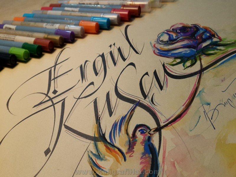 kaligrafi-güzel yazı örnekleri-6