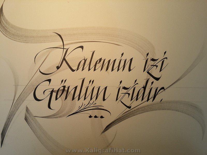 kaligrafi-güzel yazı örnekleri-8