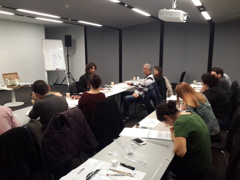 kurumsal kaligrafi kursu